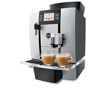 Espresso machine cup combination 10 krups coffee and